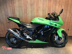 カワサキ/Ninja 250R マフラーカスタム ETC