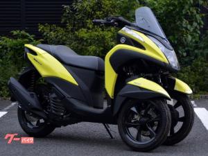 ヤマハ/トリシティ125 ABS 2021モデル