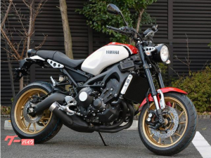 ヤマハ/XSR900