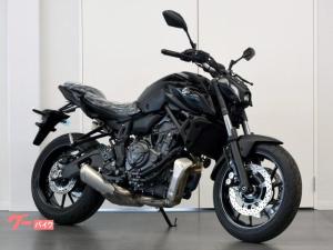 ヤマハ/MT-07ABS 2021年モデル