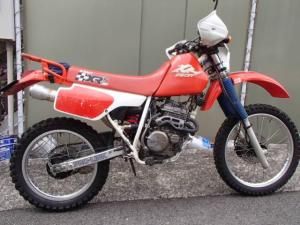 ホンダ/XR250R 285ccボアアップ XRsonly製 ME06型