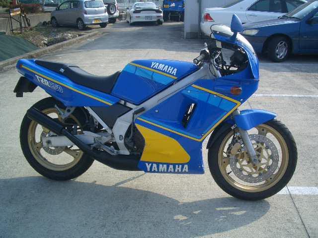 ヤマハ TZR250の画像(兵庫県