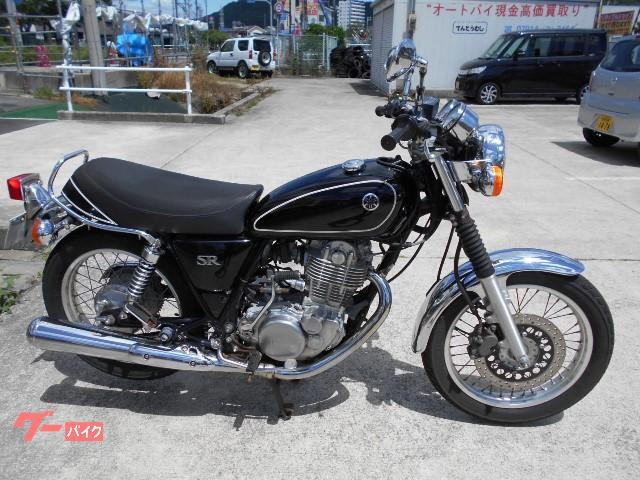 ヤマハ SR400の画像(兵庫県