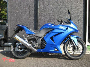 カワサキ/Ninja 250R テックミラー付き