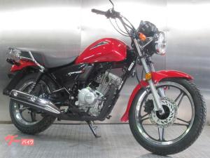 ホンダ/CBF125T 中国HONDA インジェクションモデル レッド