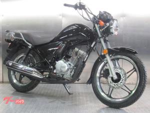 ホンダ/CBF125T 中国HONDA インジェクションモデル ブラック