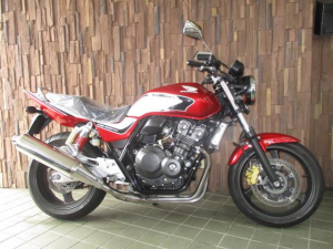 ホンダ/CB400Super Four VTEC RevoABS スライダー ETC付き