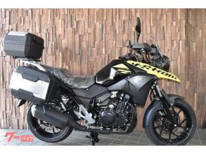 スズキ/V-ストローム250 3ラゲッジシステム付き M0モデル
