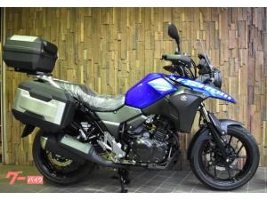 スズキ/V-ストローム250 ABS付き 3ラゲッジシステム付き 2021年M1モデル