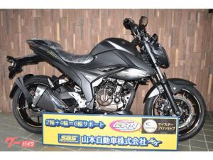 スズキ/GIXXER 250 国内正規モデル ABS 新油冷エンジン