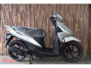 スズキ/アドレス110 2021年モデル コンビブレーキ付き 新色