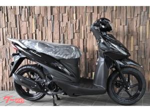 スズキ/アドレス110 2021年モデル コンビブレーキ付き