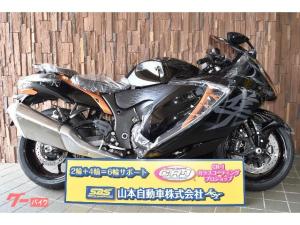 スズキ/ハヤブサ(GSX1300R Hayabusa)2021年新型モデル 日本仕様 ETC2.0標準装備
