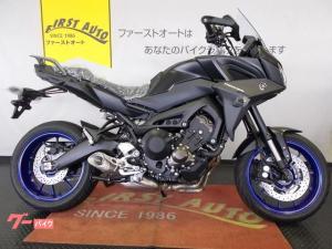 ヤマハ/トレイサー900(MT-09トレイサー)2018年モデル