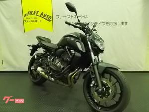 ヤマハ/MT-07