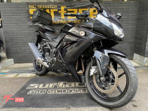 カワサキ/Ninja 250R 別体式ETC トップボックス