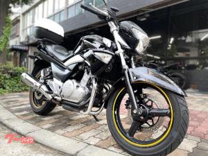 スズキ/GSR250 ヘルメットホルダー トップボックス
