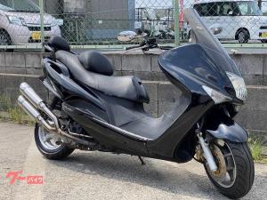ヤマハ/マジェスティ125Fi ブラックオールペイント
