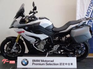 BMW/S1000XR パニアケース