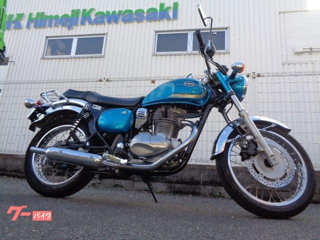 カワサキ エストレヤ ETC付の画像(兵庫県