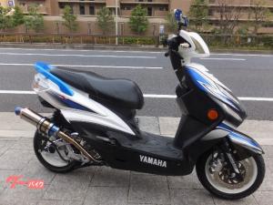 ヤマハ/シグナスX Fiスポーティ カスタム