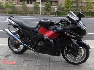 カワサキ/ZZ-R1400 ETC付