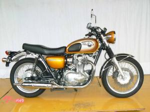 カワサキ/W800 11年