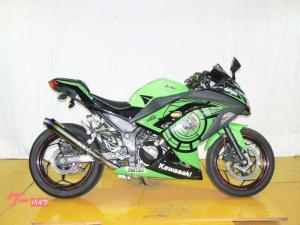 カワサキ/Ninja 250 ABS 14年