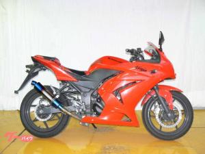 カワサキ/Ninja 250R 09年
