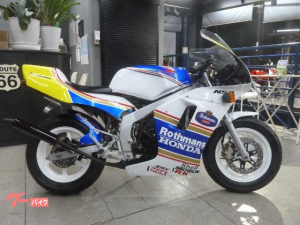 ホンダ/NSR50 3型ロスマンズ
