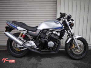 ホンダ/CB400Super Four VTEC SPEC2 ETC付き