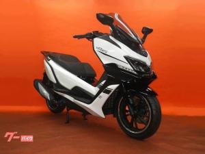 DAELIM/XQ125 DOME ABS スマートキー標準装備
