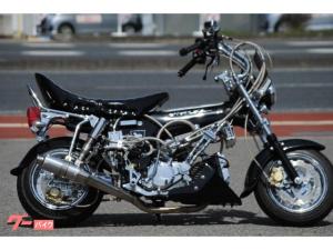 ホンダ/DAX70 武川DOHC124CCコンプリート・エアサス