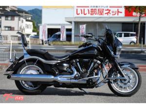 ヤマハ/XV1900Aミッドナイトスター フェアリング&オーディオ装着車