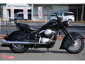 カワサキ/バルカン400ドリフター マフラー・オールペイントカスタム
