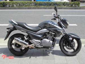 スズキ/GSR250 ヨシムラマフラー付き