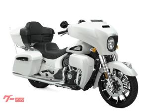 INDIAN/ロードマスター ダークホース MY2020 ホワイトスモーク