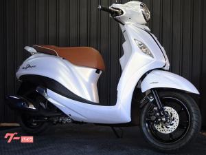 ヤマハ/グランドフィラーノ ハイブリッド ABSモデル パールホワイト