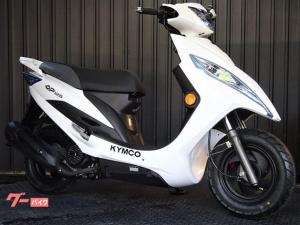 KYMCO/GP125i 正規販売車両 インジェクション