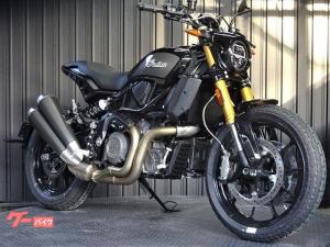 INDIAN/FTR1200 S チタニウムメタリック サンダーブラックパール