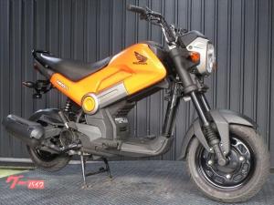ホンダ/NAVI110 シャイニングオレンジ 新車