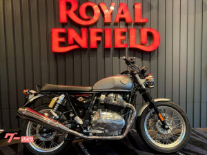 ROYAL ENFIELD/INT650 スタンダード 正規取扱新車 シルバースペクター