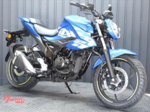 スズキ/GIXXER 150 ABS インポートモデル エクスターカラー