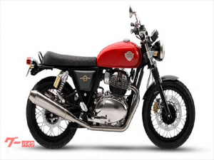 ROYAL ENFIELD/INT650 スタンダード ユーロ5 正規取扱新車 キャニオンレッド