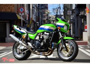 カワサキ/ZRX1100 ワンオーナー オーリンズ マグホイール