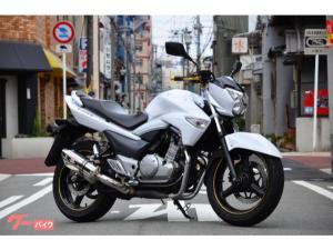 スズキ/GSR250 ヨシムラマフラー ハリケーンセパハン