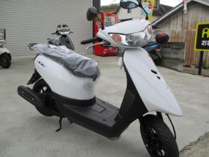 ヤマハ/JOG 最新モデル AY01型