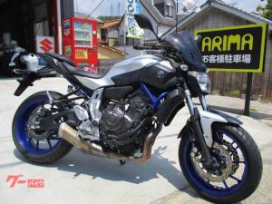 ヤマハ/MT-07 スクリーン エンジンスライダー