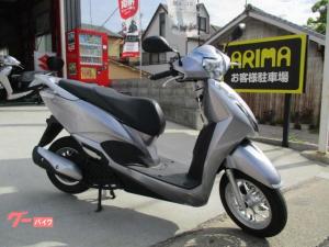 ホンダ/リード125 グリップヒーター付