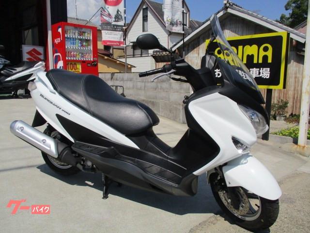 スズキ バーグマン200 バッテリー新品の画像(兵庫県